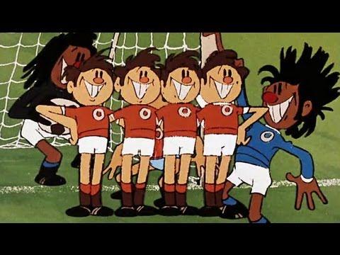 Ютуб мультфильм о спорте