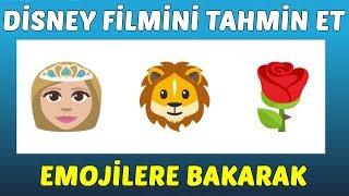 Emojilerden Disney Filmini Tahmin Edebilir Misin? |  Emoji Bulmacası [Seç&Bul]