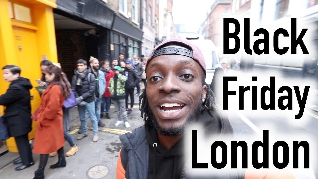 London Hacks - Black Friday 2018