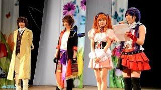 Японские студенты дали концерт в Биробиджане