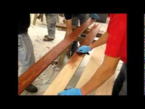 aasd/aha house build week 18 - Staining Trim
