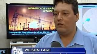 CN Notícias: Horário de Verão aumenta economia de energia - 19/10/12