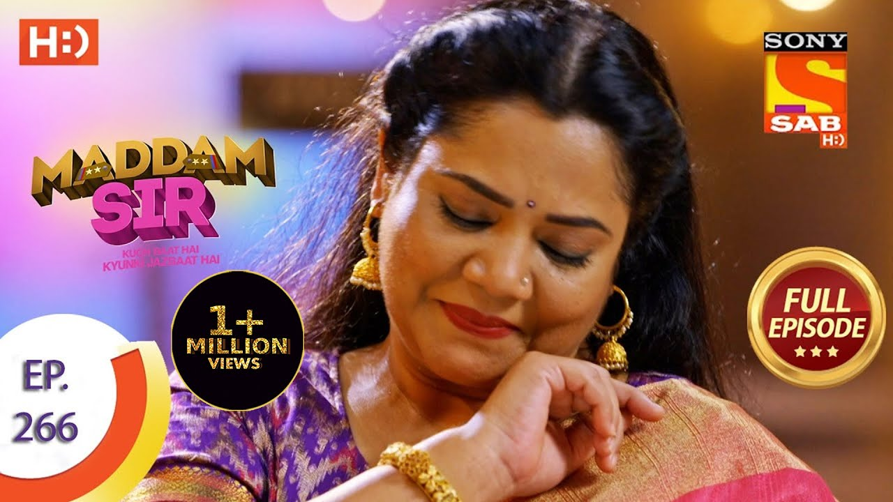 Download Maddam sir - Ep 266 - Full Episode - 3rd August, 2021