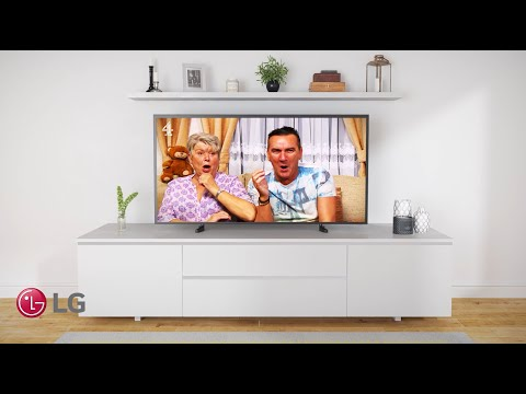 How to retune your LG Freeview TV