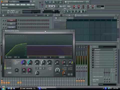 Fl Studio Tutorial- How To Make A Sad Piano Beat - YouTube