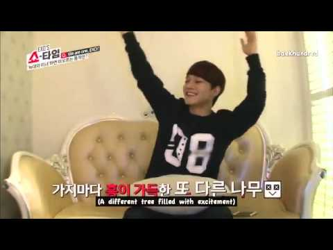 EXO Showtime EP 11 -Chen Cut-