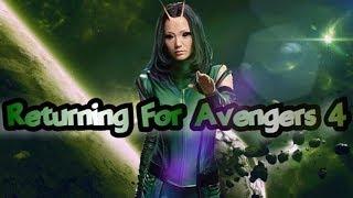 Mantis Returning For Avengers 4