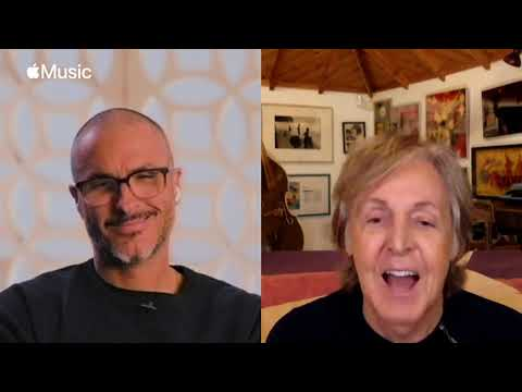 Paul McCartney - Apple Music 'McCartney III' Interview