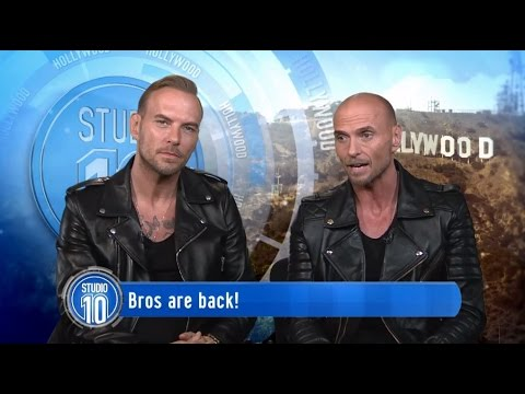 Matt & Luke Goss Chat + Audience Q&A