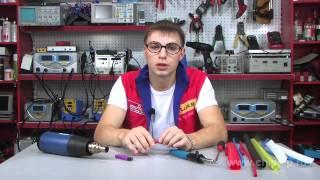 видео Обработка материалов для изоляции проводов и кабелей