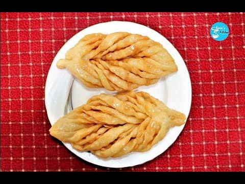 পাতা পিঠা || Pata Pitha || Leaf Cake || Shirin's Kitchen