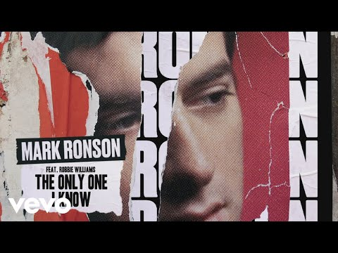 Mark Ronson - The Only One I Know   ft Robbie Williams