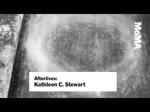 "Kathleen C. Stewart: ""Method Acting"" 