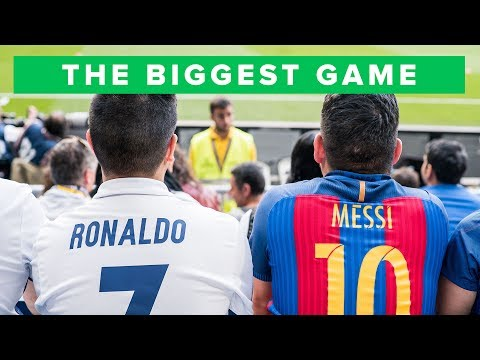 EL CLASICO EXPLAINED - The rivalry between Real Madrid and FC Barcelona