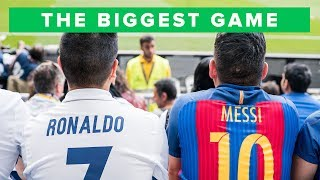 Real madrid and fc barcelona will take each other on in the first el clasico outside of spain ever when they meet miami saturday 29th july. it migh...