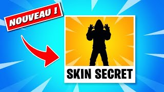LES NOUVEAUX SKINS SECRET SAISON 8 DE FORTNITE BATTLE ROYALE !