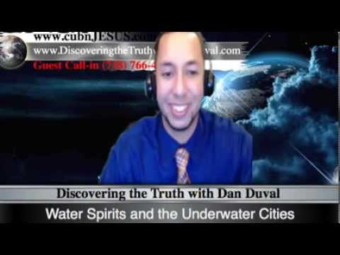 Water Spirits and Underwater Cities EXPOSED!!!
