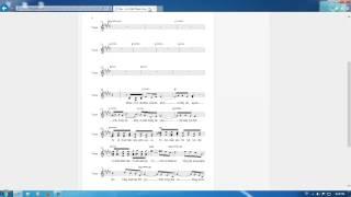 Sầu (Tristesses - Chopin) - Lời Việt Phạm Duy