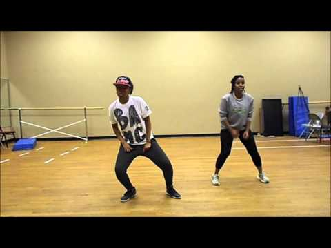 Lecrae Ft. Andy Mineo, Say I Won't Choreography (Preview)