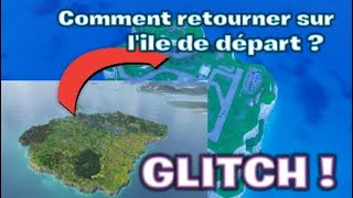 [GLITCH] HOW BACK ON DEPARTURE ON FORTNITE ISLAND!