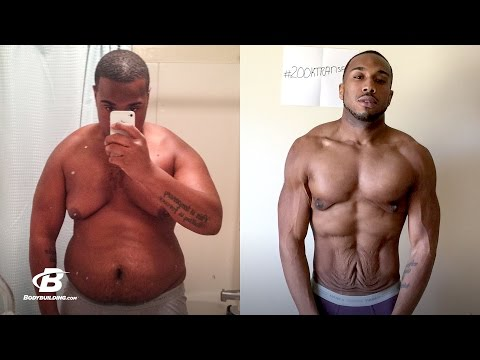 Not Wanting To Look In The Mirror | Darnell Greenidge Transformation Story