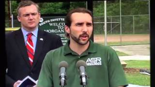 eBike Press Conference with Senator Matt Smith and Adam Rossi (SB997)