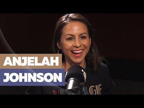 Anjelah Johnson On The Return Of Bon Qui Qui & Tells A CRAZY Erica Mena Story