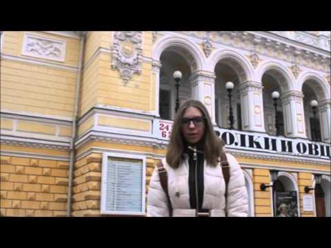 Мини Видео Экскурсия по Нижнему Новгороду