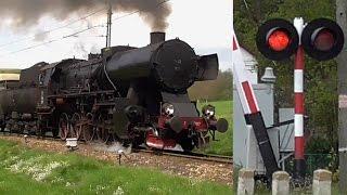 Pociąg Retro ''Parowozem Do Biecza I Gorlic'' Ty42-107 + 44xrp1
