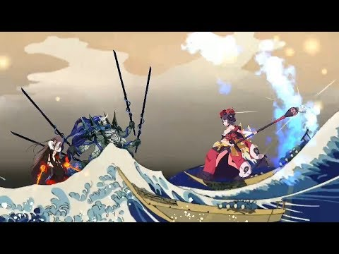 [ FGO ]  Hokusai 3 Turn Vs. SIN Memorial