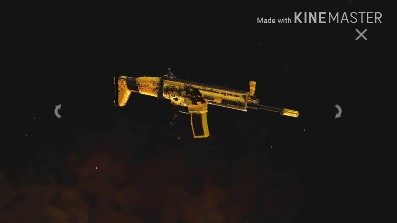 55 Gambar Senjata Scar Di Ff Terbaru Riwayat Gallery