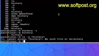 How to clear command line history in Centos