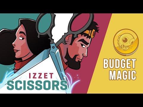 Budget Magic: $59 (48 Tix) Izzet Scissors (Pioneer, Magic Online)