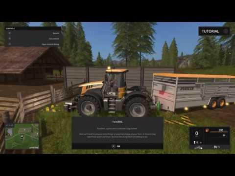 Farming Simulator 17 Tutorial 4 Pigs