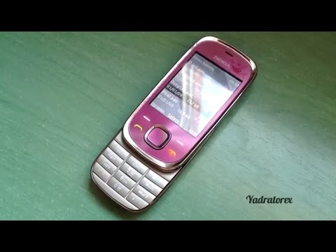 Nokia 7230 review (ringtones, themes, wallpapers, games...)