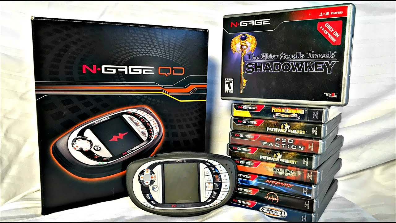 N-gage installer download.