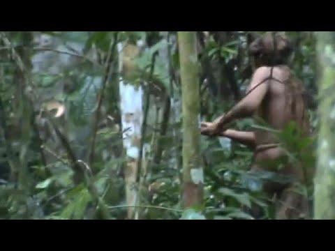 euronews (en español): Las increíbles imágenes del último sobreviviente de una tribu en la Amazonía