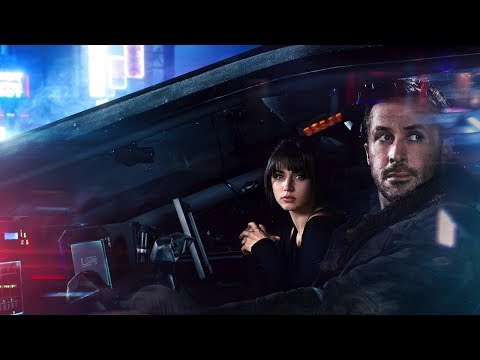 BLADE RUNNER 2049 Soundtrack ( Sea wall chase )