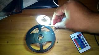 rgb led strip review   rgb lights   usb led strip