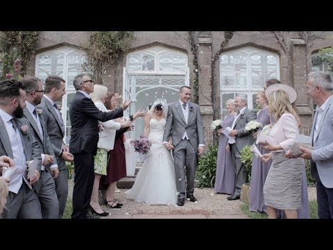 Gemma & Shawn - 01062018 - StAudries Park - Cinematic Wedding
