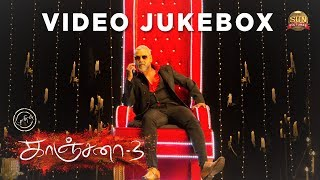Kanchana 3 – Video Jukebox | Raghava Lawrence | Oviya | Vedika
