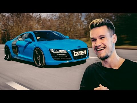 How This Popular Car Vlogger Bought His First Supercar At 23