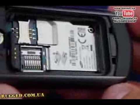 Samsung B2710 xCover - обзор