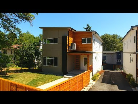 5940 21st Ave SW Seattle, WA 98106 | New Construction for Sale