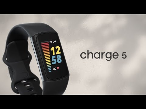 Fitbit Charge 5 + Premium: Redefine Your Routine