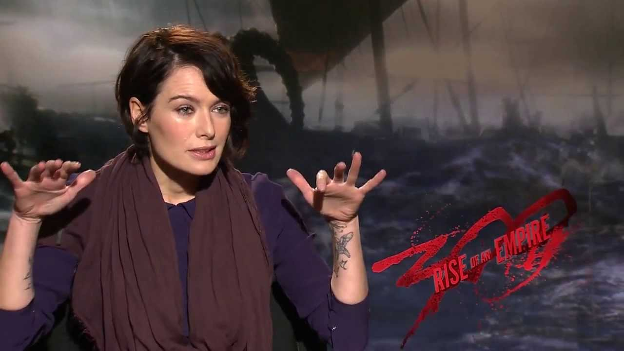 Lena Headey Interview For 300 Rise Of An Empire Interview Youtube