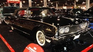 1960 Ford Galaxie Sunliner @ World Of Wheels - My Car Story with Lou Costabile