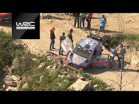 WRC - Vodafone Rally de Portugal 2018: Highlights Stages 5-9
