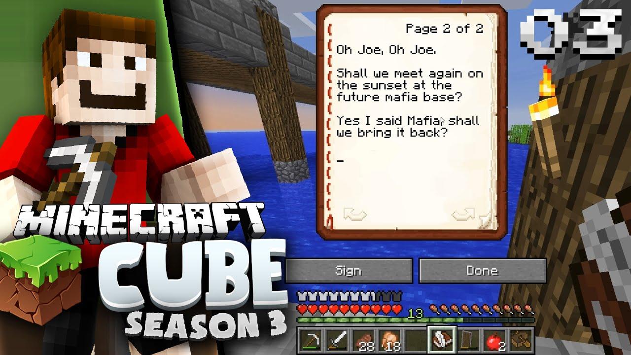Minecraft Cube SMP S3