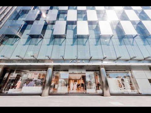 Lista para comprar en el Zara más grande del mundo?